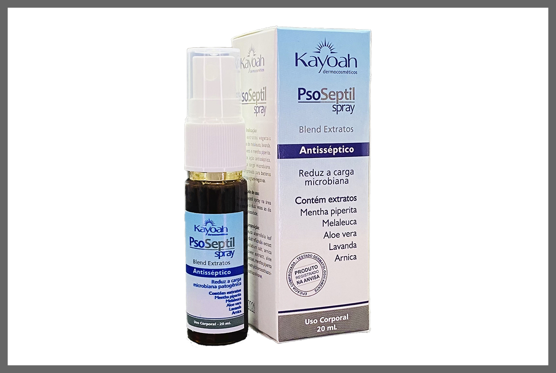 PsoSeptil Blend of Extracts - 20ml